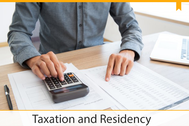 taxation and residency